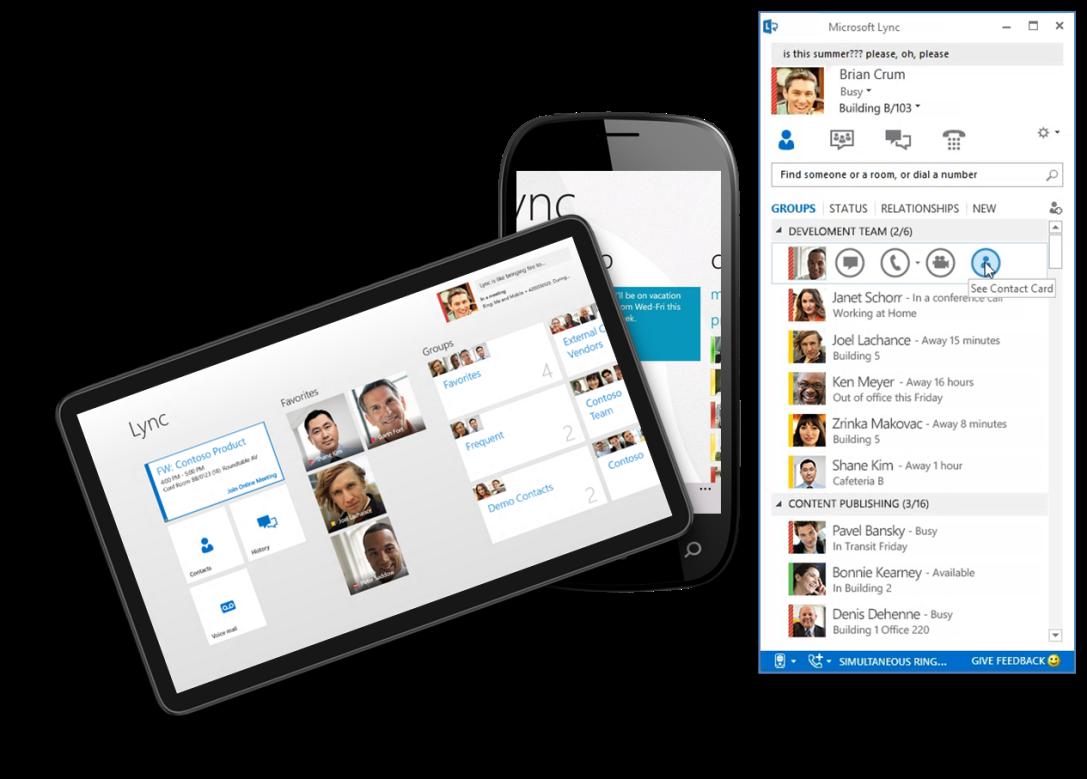 Microsoft Office 365 | Office 365 Lync Online | Lync Online ...