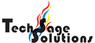 TechSage Solutions Logo